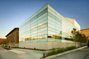 The Bloor/Gladstone Library is an Incredible Use of Glass