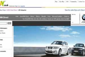 BMW eBay Store is Making Buying Parts More Convenient for Customers