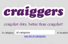Simplified Craigslist Searches