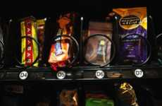 The Metrix Vending Machine Will Satisfy All Your Geeky Cravings