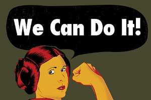 Various Artists Create Star Wars Propaganda Posters