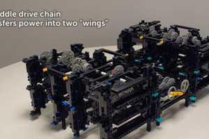 Apple Engineer Rebuilds Greek Computer From LEGO