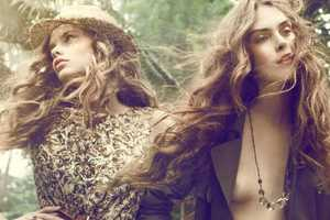 The Elle Denmark Spring 2011 Cover is Fairytale-Like
