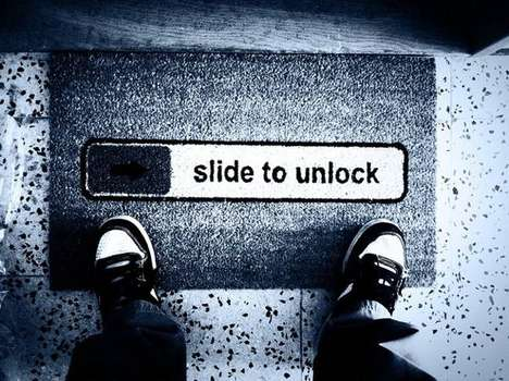 fubmatte slide to unlock