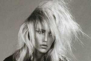 The Vogue Nippon June 2011 Shoot Shows Anja Rubik's Rocker Side