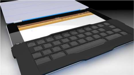 iPad iKeyboard