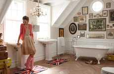 British Decor Bathroom Suites