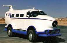 The Airplane Car Will Guarantee a Fun Ride for All