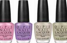 Pirate Manicures - On Stranger Tides OPI Nail Polish is Inspired by the Carribean Ocean