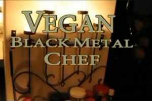 Vegan Black Metal Chef Serves Up Some Sizzling Recipes