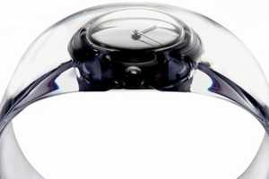 The O Watch from Tokujin Yoshioka is Inspired by H20