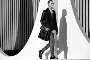 The Phillip Lim Weavers Men's Winter '11 Collection is Graceful