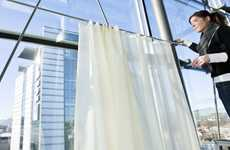 Sound-Curtailing Curtains