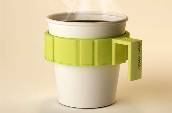 Slimme koffiehouder | De laatste trends op eet- en drinkgebied