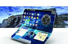 16 Innovative and Creative Tablet Concepts - From Senior Citizen Tablets to Flexible Cloth Tablets