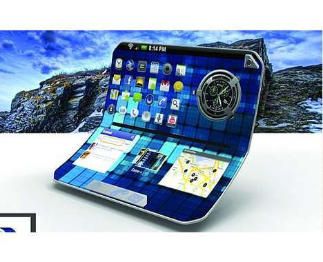 innovative and creative tablet concepts