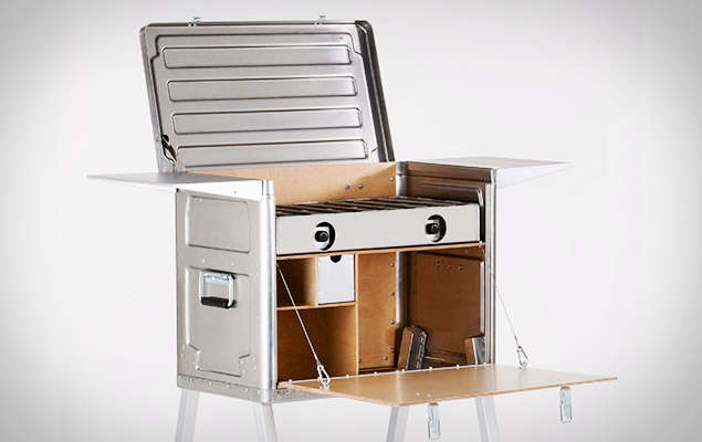 Contemporary Camping BBQs