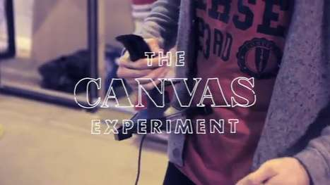 Converse The Canvas Experiment Video Game