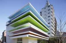 Youthful Financial Buildings - Sugamo Shinkin Bank is a Marvelous Display of Childlike Imagination
