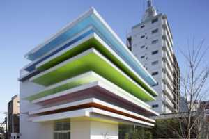 Sugamo Shinkin Bank is a Marvelous Display of Childlike Imagination