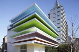 Sugamo Shinkin Bank is a Marvelous Display of Childlike Imagination
