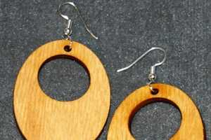 WoodWear Jewelry by Andrea Gabhart is Both Green & Glamorous