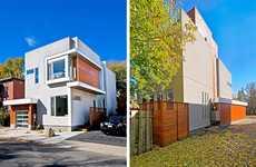 Geometric Residences