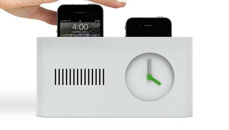 Popping iPhone Alarms - The Day Maker is a Toasty Design to Wake Up To