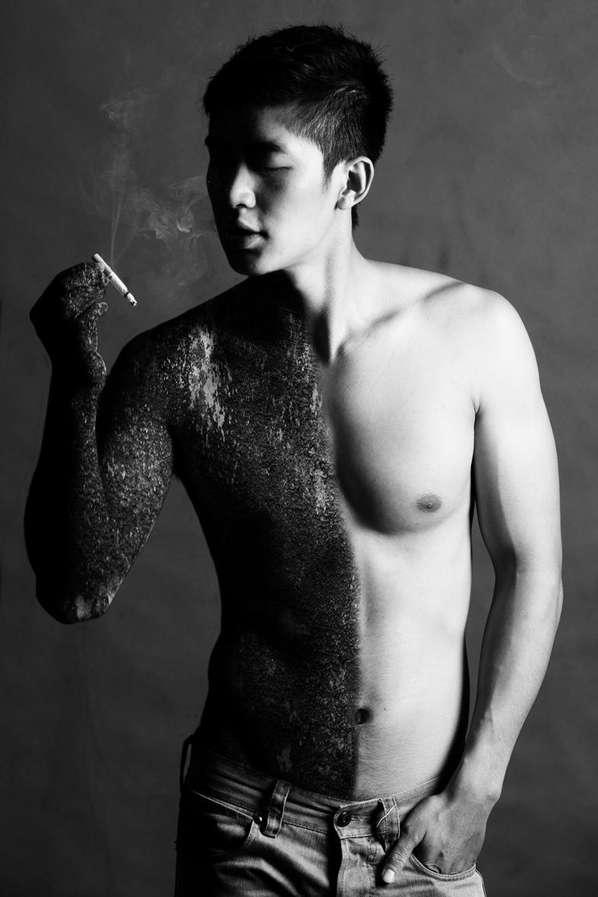 Artful Anti-Smoking Photography 8