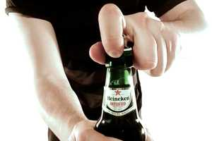 Heineken Bluetooth Bottle Opener Creates a Facebook Event for You