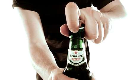 Heineken Bluetooth Bottle Opener