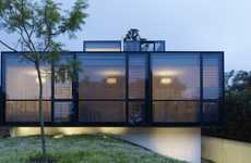 Contemporary Cubic Structures - The Good Residence by Crone Partners is Geometrically Gorgeous
