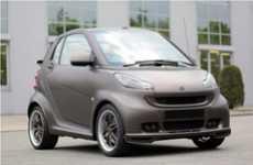 Fashionably British Eco-Cars