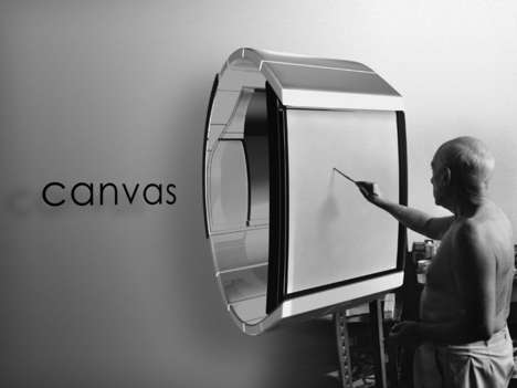 Canvas e-Paper Watch