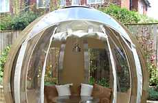 "Outdoor Patio Pods - John Lewis' Garden Pods are ""Podsitively"" Pleasant"