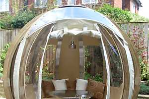 John Lewis' Garden Pods are