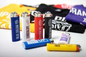 The Upper Playground Walrus Pop Collection Pairs Lighters With Tees