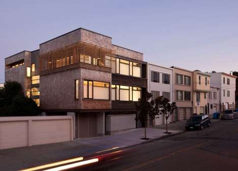Harrison Street Residences by Dawson&Clinton