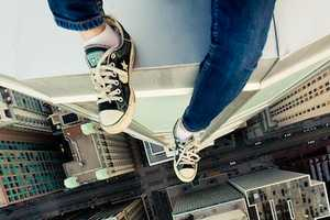 Tom Ryaboi's Roof Topper Photography is Ideal for Adrenaline Junkies