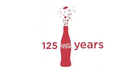 Spectacular Coca-Cola 3D 125th Anniversary Illumination