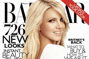 The Britney Spears Harper's Bazaar Cover is Positively Pop-Star Stunning