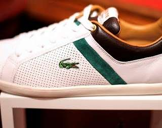 The Lacoste Tribute Collection