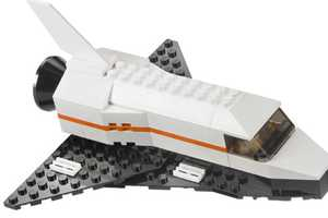 Space Shuttle Endeavour's LEGO Set is Out of this World