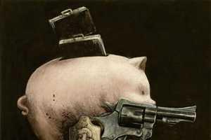 Santiago Caruso's Work is Dark and Unreal