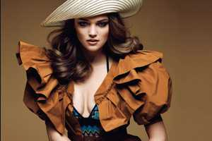 The Modern Luxury Magazine Colin Angus Shoot Dotes Daring One-Pieces