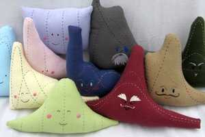 These Nausicaa Distribution Plushies Would Make Cute Geeky Gifts