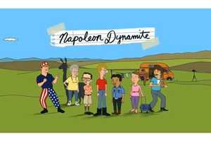 The Napolean Dynamite Cartoon Trailer Introduces the Television Show