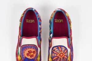 These Hermès Custom Vans Slip-Ons are a Trip Down the Rabbit Hole