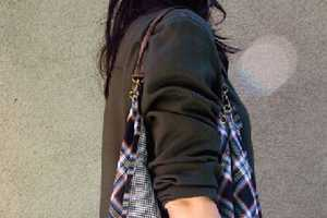 Symmetry's Dixon Scarf Transforms From a Stylish Scarf to a Handy Handbag