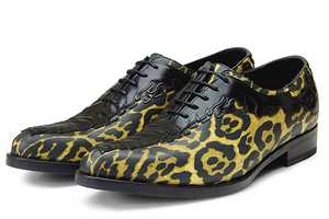 Givenchy Leopard Leather Podium Shoes Bring the Jungle Back to the Office